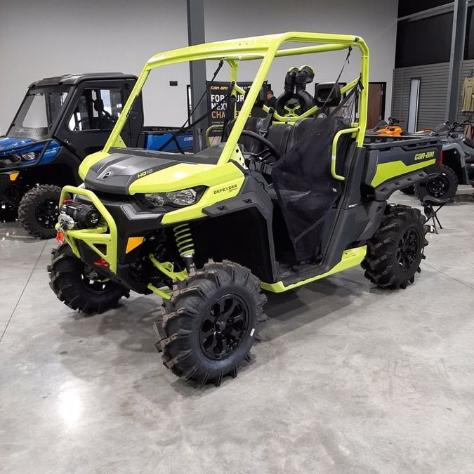 2021 CAN-AM DEFENDER For Sale | Equipment Experts