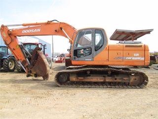 2007 DOOSAN DX225