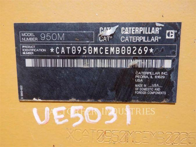 2015 CATERPILLAR 950M