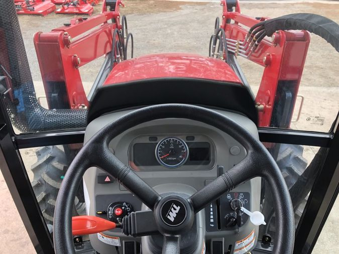 2021 TYM TRACTOR T654