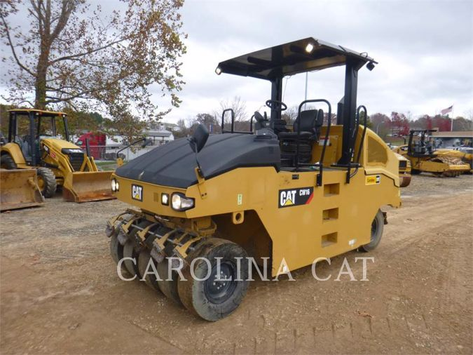 2018 CATERPILLAR CW16