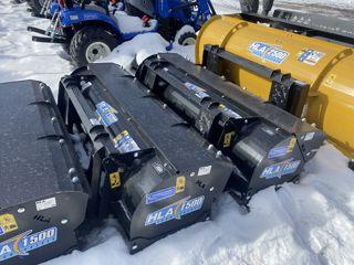 "HLA 1500 SNOW PUSHER - 72"" PULL BACK / 3,000 LB M"