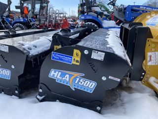 "HLA 1500 SNOW PUSHER - 60"" PULL BACK / 3,000 LB M"