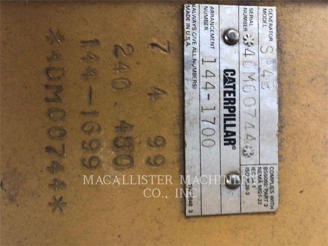 1999 CATERPILLAR 3512