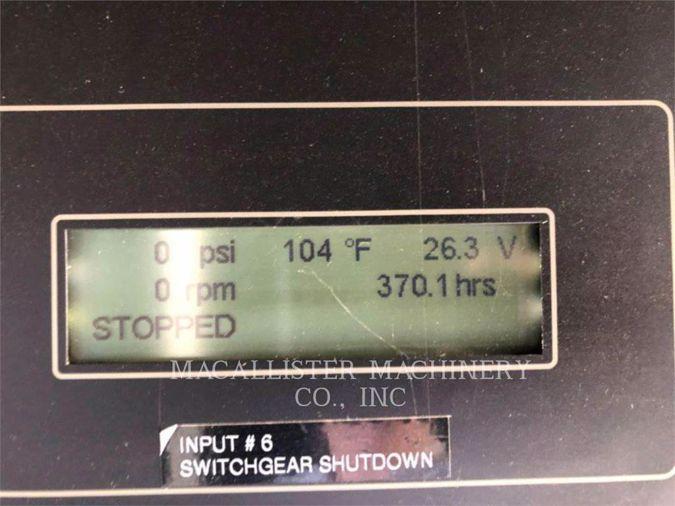 2011 CATERPILLAR 3512