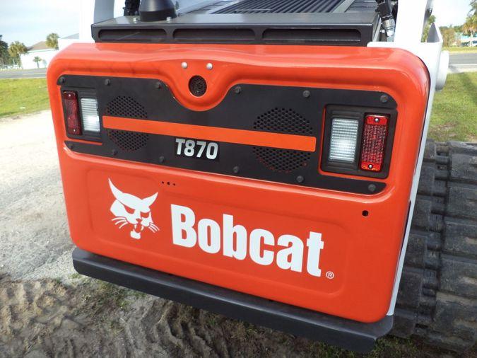 2019 BOBCAT T870