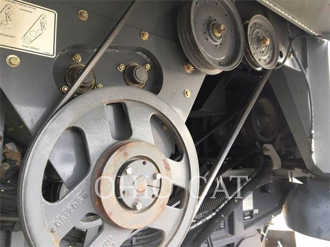 2008 GLEANER R75