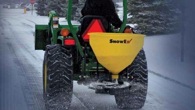 SNOWEX SX19 SPREADER TAILGATE UTILITY 3.0 CU. FT