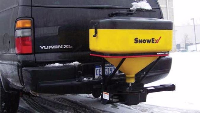 SNOWEX SX19 SPREADER TAILGATE UTILITY 3.0 CU. FT 13783108