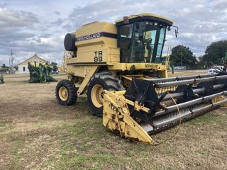 1996 NEW HOLLAND TR88