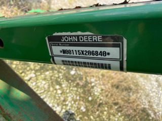 2000 JOHN DEERE 115