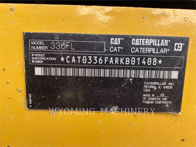 2015 CATERPILLAR 336F