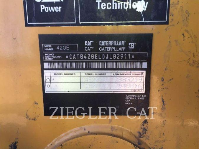 2012 CATERPILLAR 420E