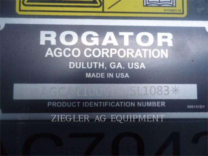 2017 CHALLENGER ROGATOR 1100