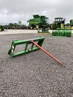 """2012 Frontier AB11E Single Tine 49"""" Bale Spear"""