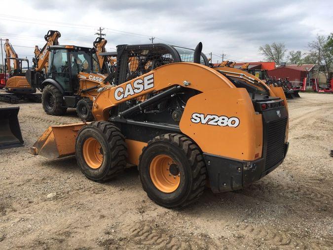 2018 CASE SV280