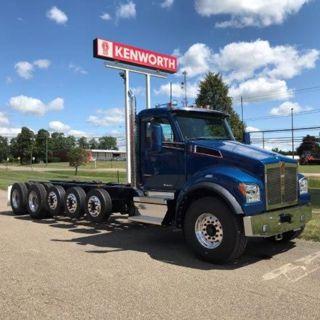 2021 Kenworth T880S