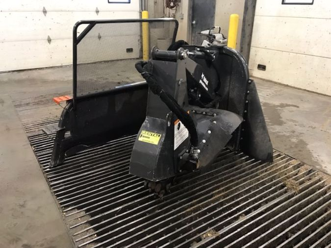 2017 BOBCAT STUMP GRINDER SG 60