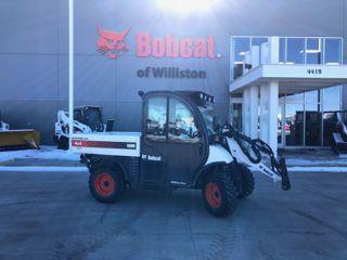 2020 BOBCAT TOOLCAT UTILITY WORK MACHINE 5600