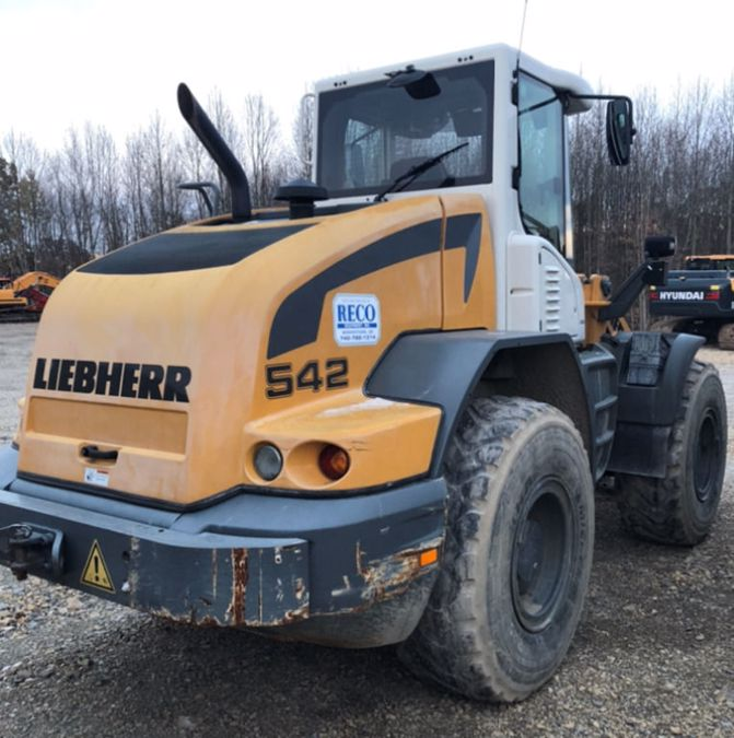 2015 LIEBHERR L542