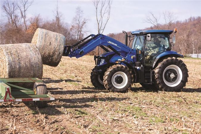 2020 NEW HOLLAND T6.180