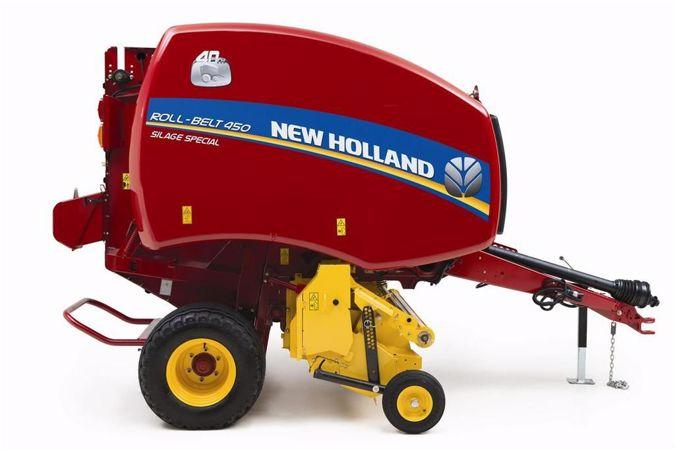 2020 NEW HOLLAND ROLL-BELT 450