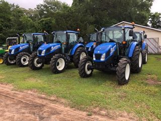 2017 NEW HOLLAND T4.110
