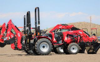 2020 TYM TRACTOR T25HST-TLB 25HP 4X4 LOADER