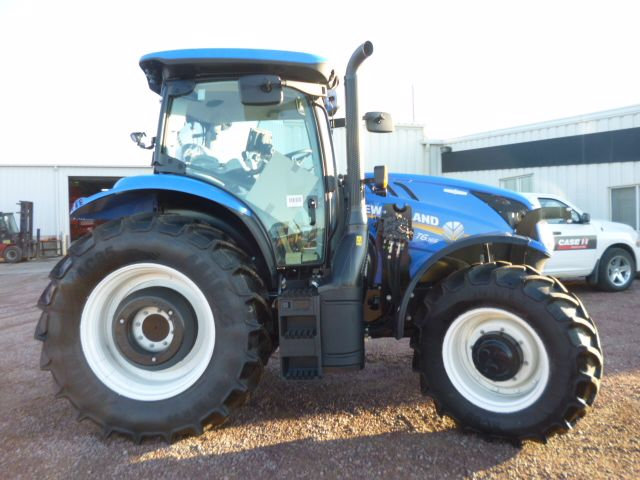 2019 NEW HOLLAND T6.165