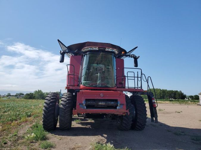 2019 CASE IH AXIAL-FLOW 8250