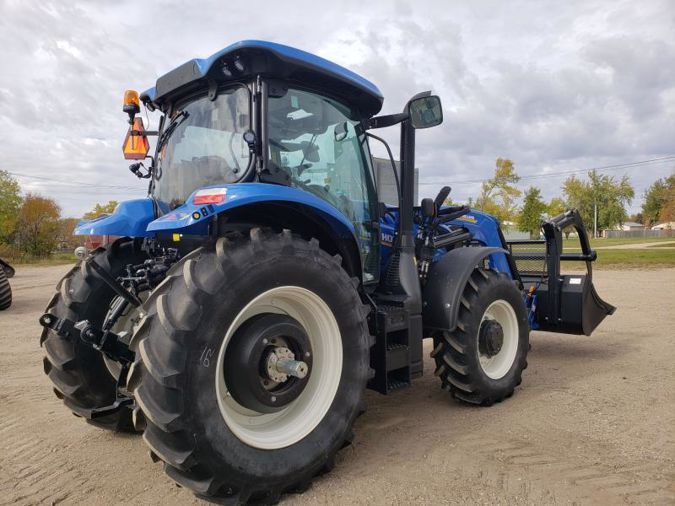 2020 NEW HOLLAND T6.175