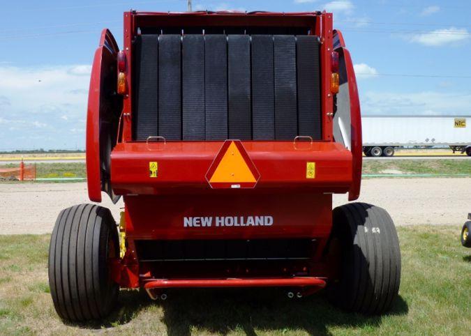 2020 NEW HOLLAND ROLL-BELT 560