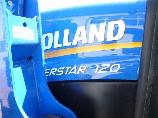 2019 NEW HOLLAND POWERSTAR 120