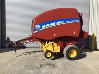 2016 NEW HOLLAND ROLL-BELT 450