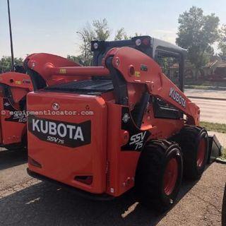 2020 KUBOTA SSV75