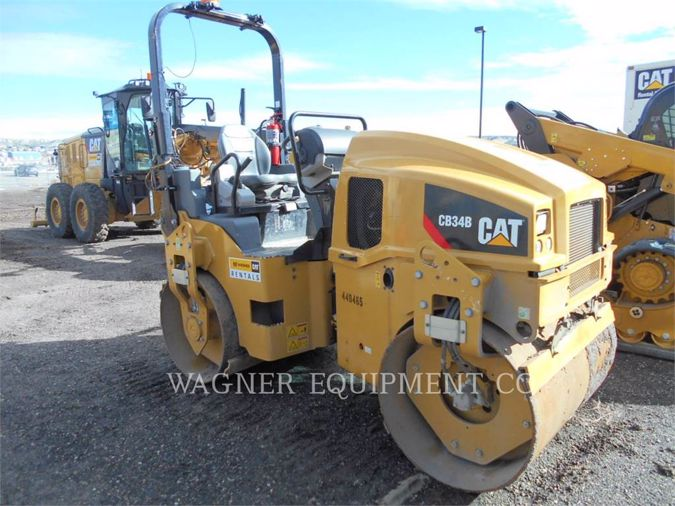 2015 CATERPILLAR CB34 14224018
