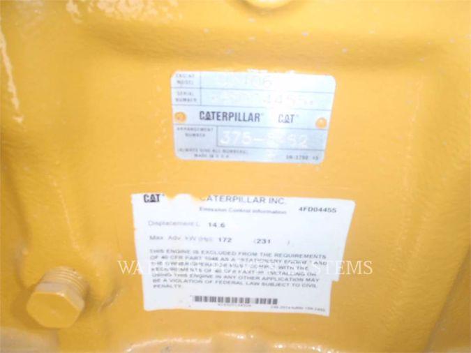 2012 CATERPILLAR G3406