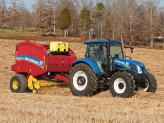 2020 NEW HOLLAND ROLL-BELT 450
