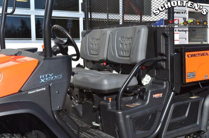 2021 KUBOTA RTV X900