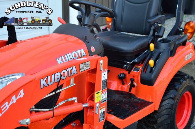 2021 KUBOTA BX2380
