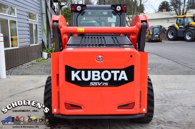 2021 KUBOTA SSV75