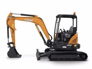 2020 CASE CX33C