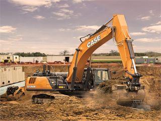 2020 CASE CX350D