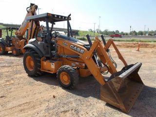 2012 Case Construction 580 Super N
