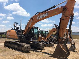 2018 Case Construction CX210D