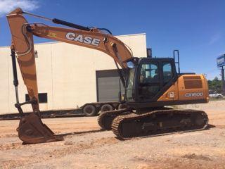 2018 Case Construction CX160D