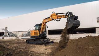 2020 Case Construction CX60C