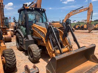 2017 Case Construction 580 Super N