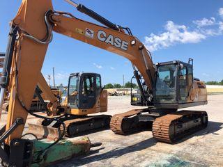 2017 Case Construction CX210D