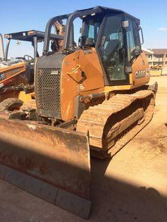 2014 Case Construction 850M LT 112-inch